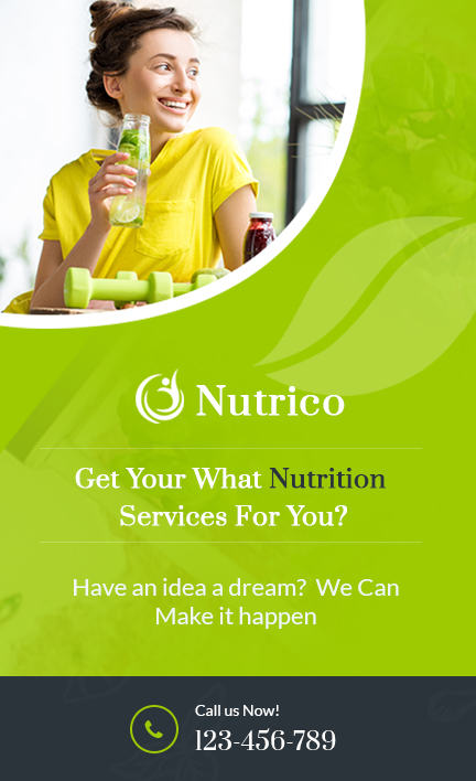 Weight Loss Nutrico Onepage